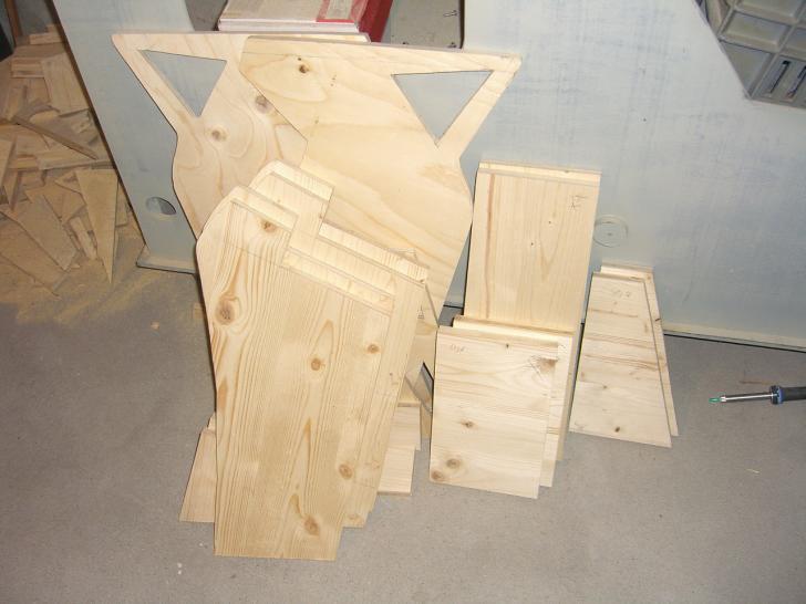 kein aufwand ist zu gro selbst gebautes jetcockpit im wohnzimmer pcghx mitglied kuhprah im. Black Bedroom Furniture Sets. Home Design Ideas