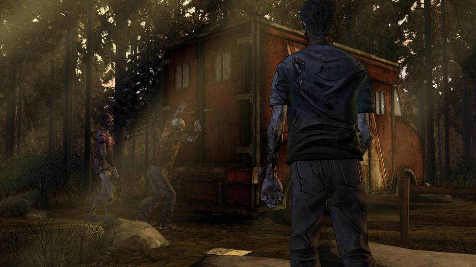 The Walking Dead Season 2: A House Divided im PCGH-Test (1)
