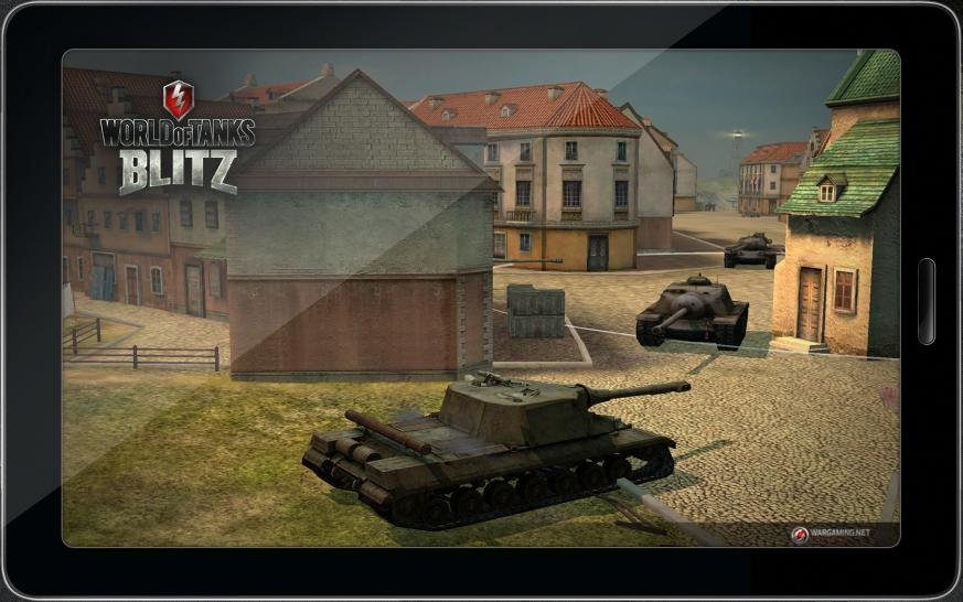 Wargaming hat die Closed-Beta von World of Tanks Blitz für Mobile-Geräte gestartet. (1)