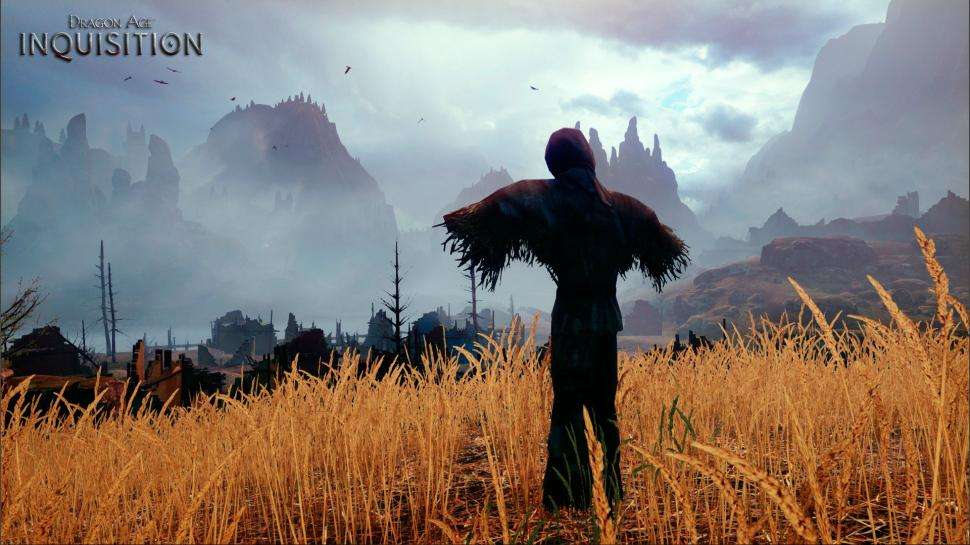 "Dragon Age Inquisition: Screenshot zeigt ""Dales: Exalted Plains"" mit Frostbite Engine (1)"