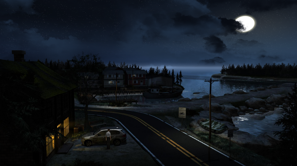 The Mystery of Oak Island ist ein klassisches Point&Click-Adventure. (1)