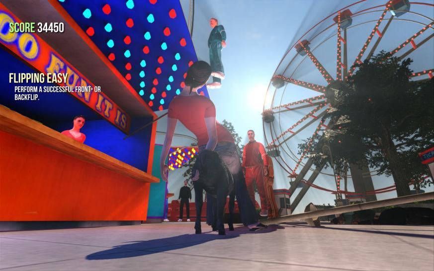 Update mit 3200p-Screenshots] Goat Simulator Content-Patch ...