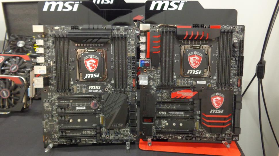 MSI X99S GAMING AC X99S SLI PLUS