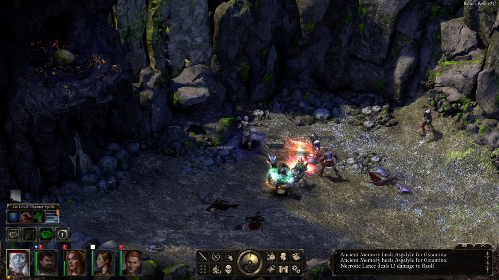 Pillars of Eternity im Gameplay-Trailer. (1)