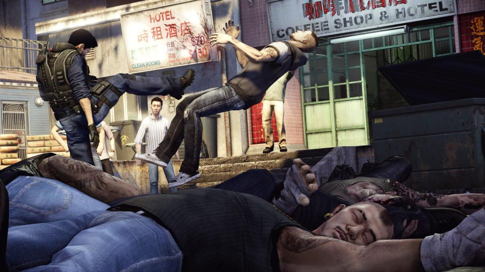 Sleeping Dogs: Definitive Edition kommt im Oktober für PC, Xbox One und Playstation 4. (1)