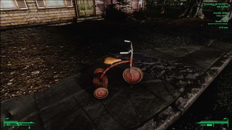 Fallout 3: Über 50 Mods polieren den Bethesda-Titel - Screenshots