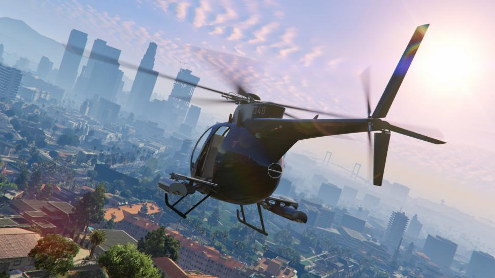 Screenshots aus GTA 5 Next Gen (1)