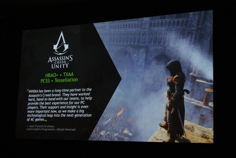 Nvidia Gameworks: Geforce-exklusive Features von AC Unity, Far Cry 4, Project Cars und mehr (1)