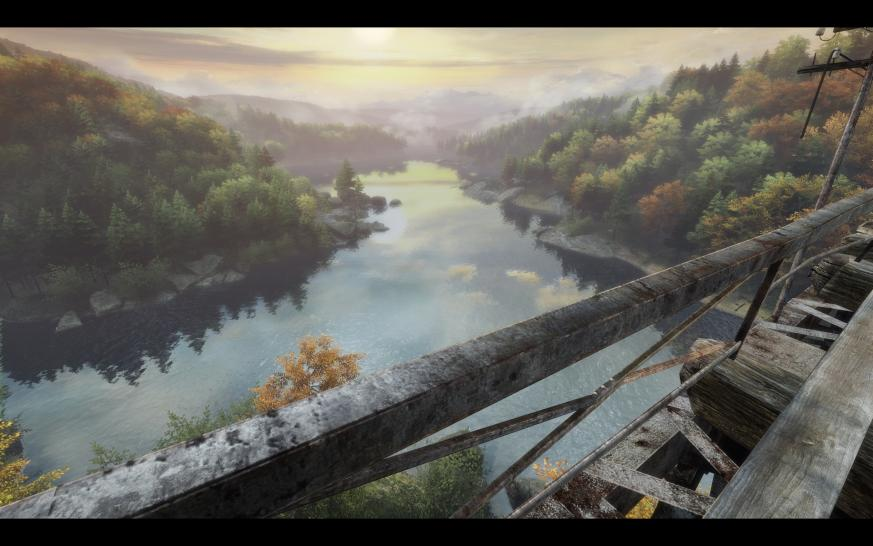 The Vanishing of Ethan Carter: Maxed out und mit Downsampling (10)