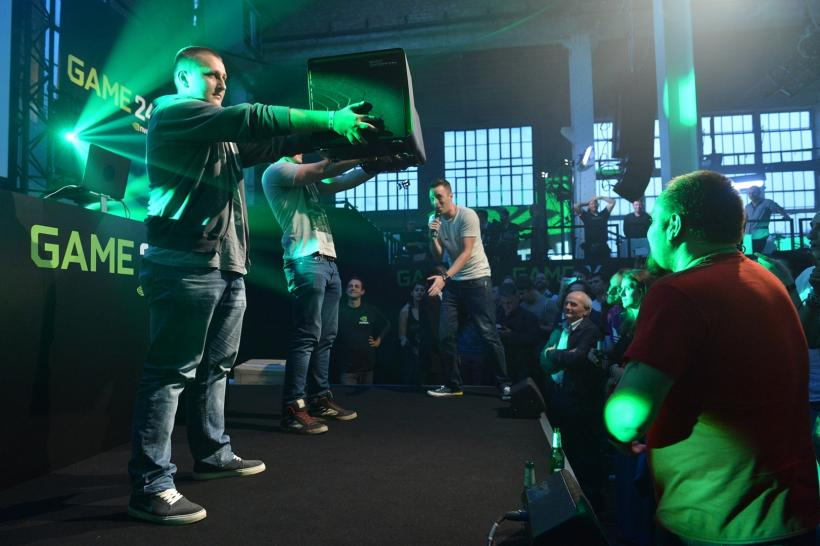 Nvidia Game24 Event in London (12)