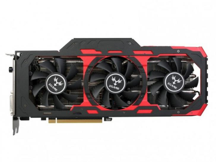 Mega-Boost-Takt: Colorful iGame Geforce GTX 970 Flames Wars X Top enthüllt (1)