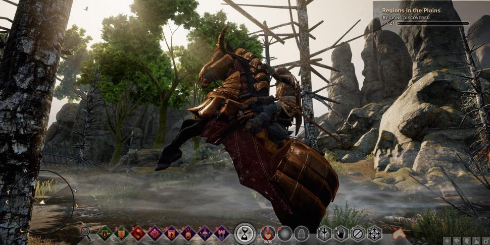 Dragon Age Inquisition Einen Ganzen Tag Gespielt Dragon Age Mit