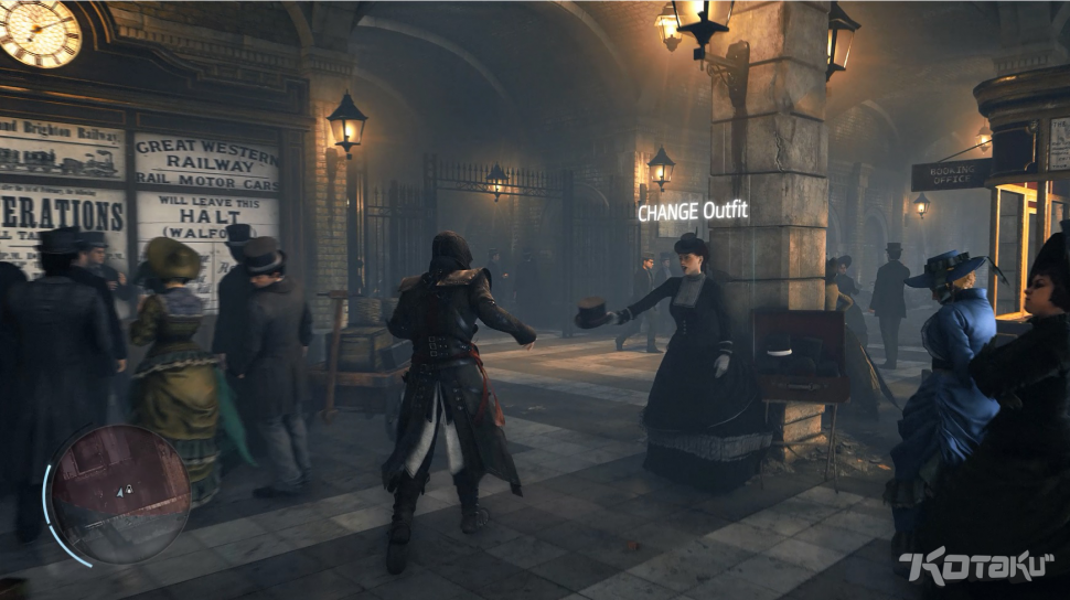 Asssassin's Creed Syndicate (1)