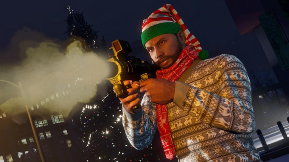GTA 5: Online-Weihnachtsüberraschung mit neuen Inhalten von Rockstar