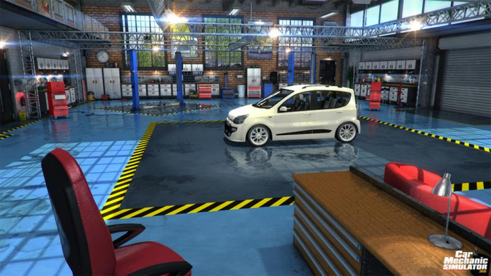 Car Mechanic Simulator 2015 auf Kickstarter  (1)