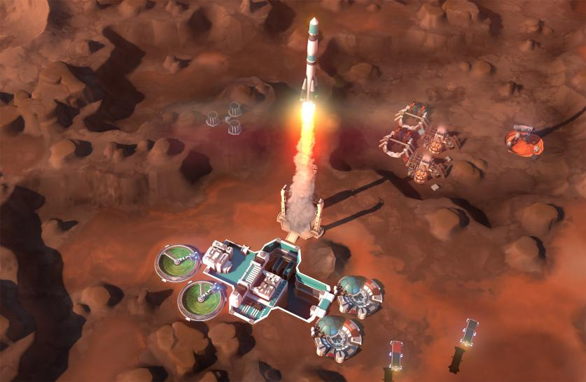 Offworld Tradingh Company startet am 12. Februar 2015 in die Early-Access-Phase. (1)
