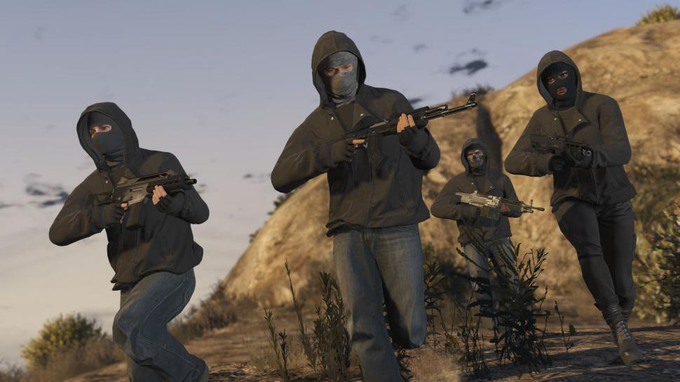 GTA 5 Online Heist-Screenshot (1)
