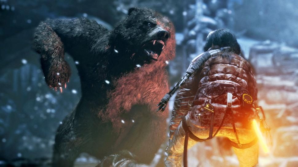 Rise of the Tomb Raider spielt in Russland. (1)