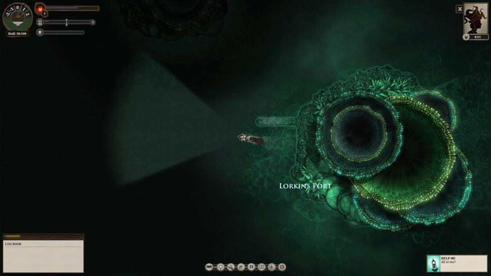Sunless Sea erscheint am 6. Februar in der finalen Version. (1)