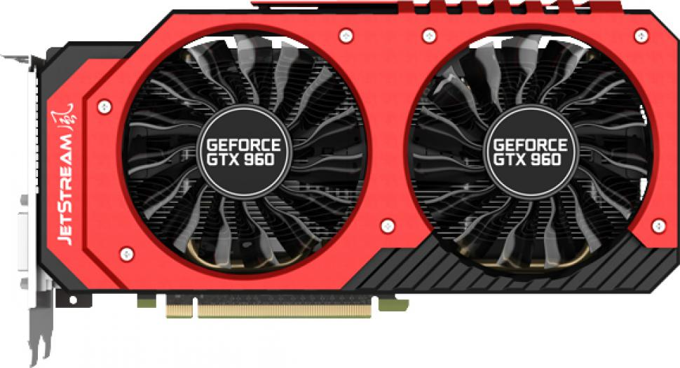Palit GeForce GTX 960 JetStream 4G