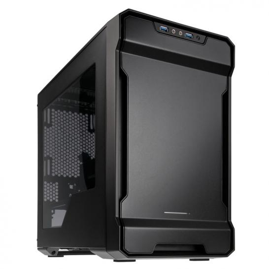 mini itx geh use phantek enthoo evolv itx f r wassergek hlte pc systeme. Black Bedroom Furniture Sets. Home Design Ideas