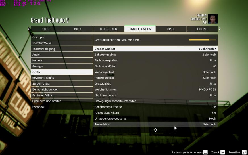 Gta 5 Pc Benchmarks Von 25 Radeon Und Geforce Karten Plus