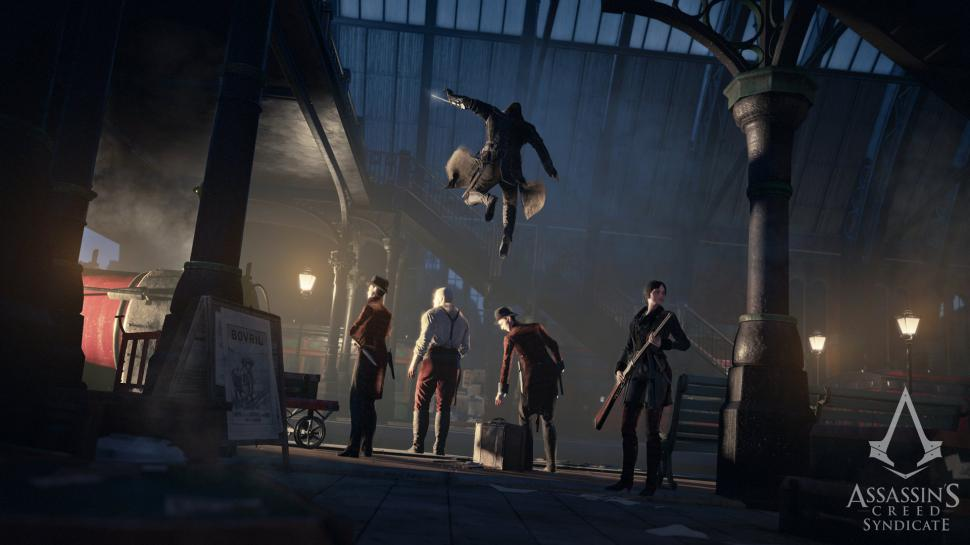 Assassin's Creed Syndicate: Screenshots (1)