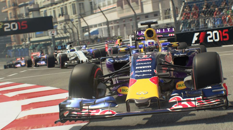 F1 2015: Geleaktes Gameplay-Video zeigt tolle Grafik und potente Engine (1)