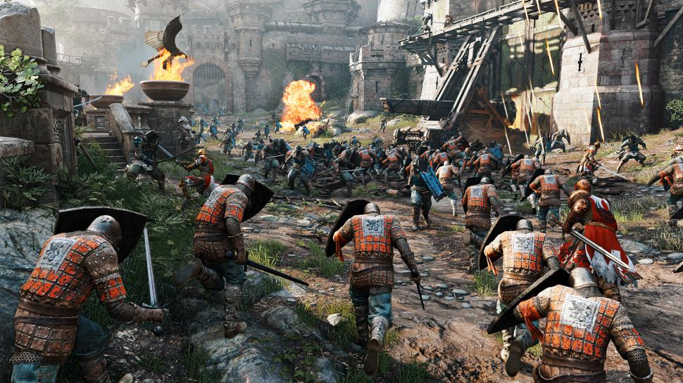 For Honor: Impression von der E3 2015 (2)
