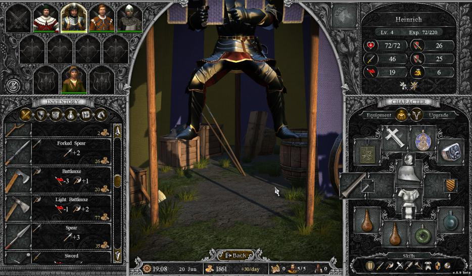 Legends of Eisenwald: Bildmaterial (1)