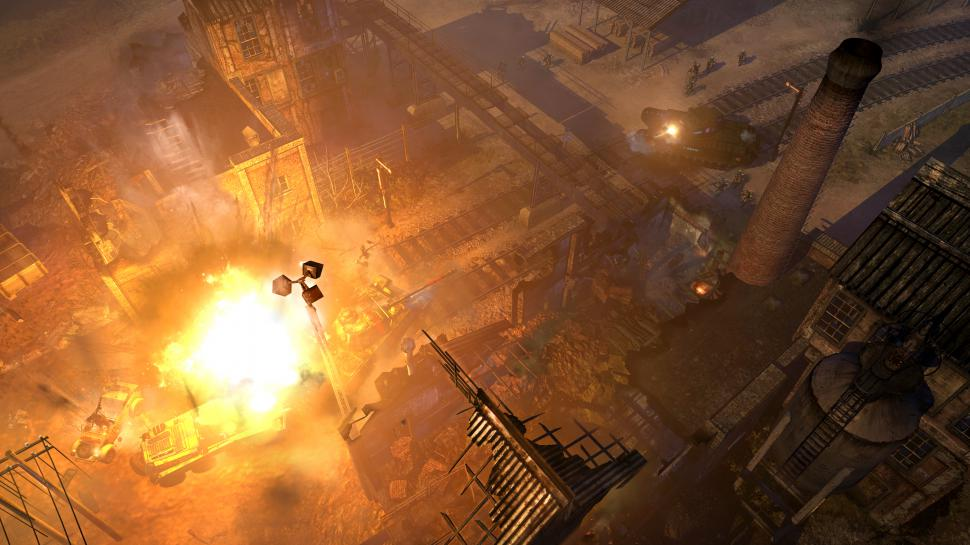 Company of Heroes 2: The British Forces erscheint Anfang September.  (1)