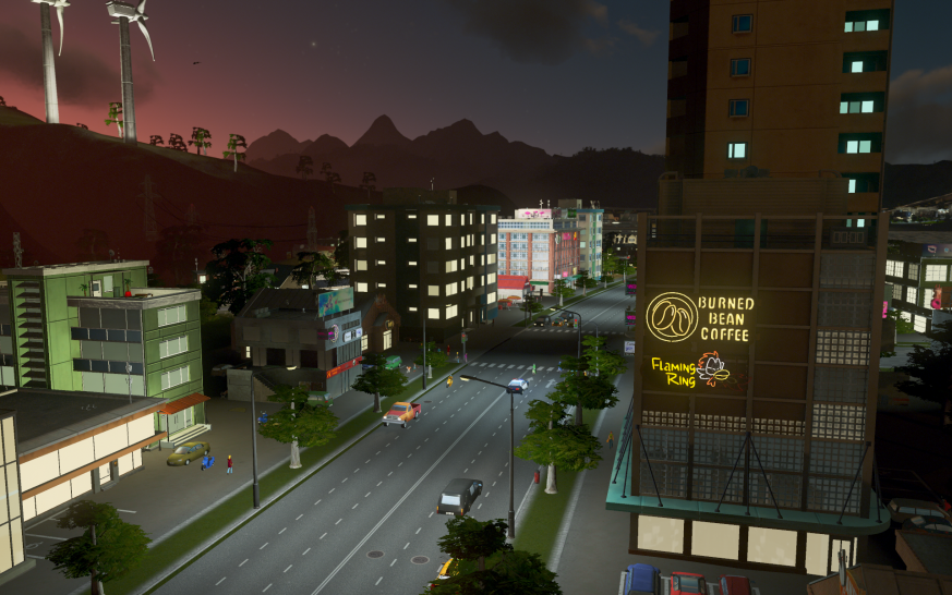 Cities: Skylines After Dark - Release-Termin und Screenshots zum Addon (1)