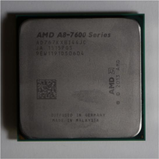 AMD Athlon A8-7670K Black Edition: Test der APU im PCGHX-Forum (1)