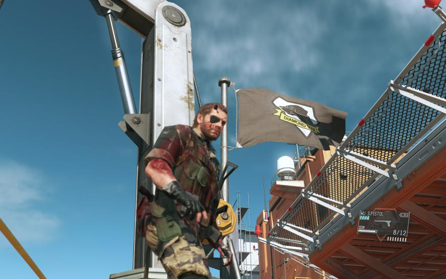 Metal Gear Solid 5 The Phantom Pain in 5K/3200p + HBAO+ (58)