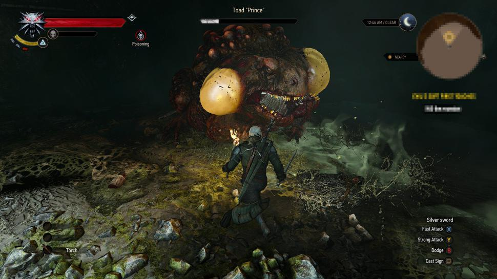 The Witcher 3: Hearts of Stone - Gameplay-Screenshots (1)
