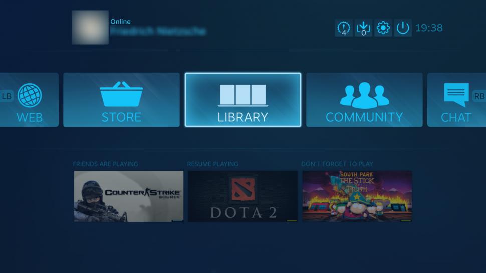 Alienware Steam Machine Wohnzimmer Wrfel Mit OS Im Test 1