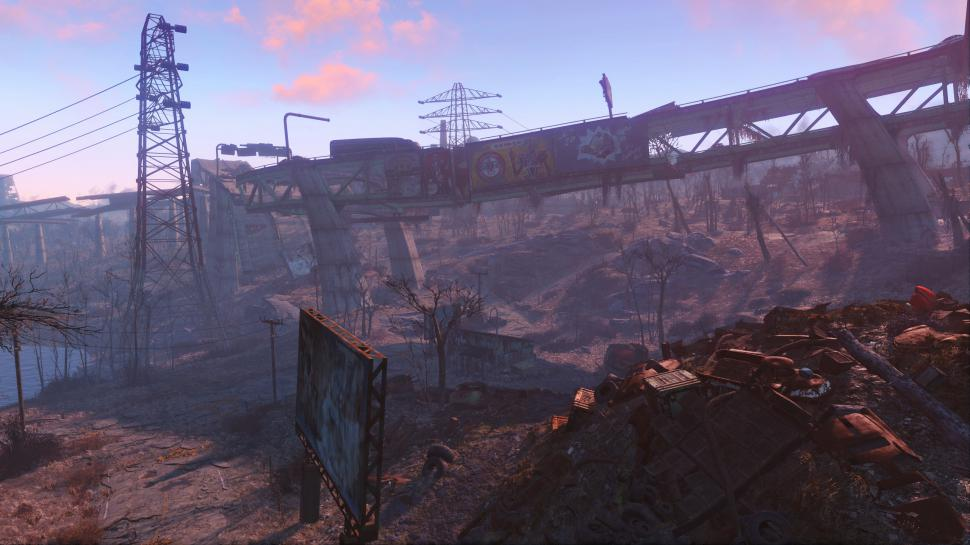 Fallout 4 mit Ini-Tweaks und Reshade (Global Illumination, DPX, Bloom) (1)