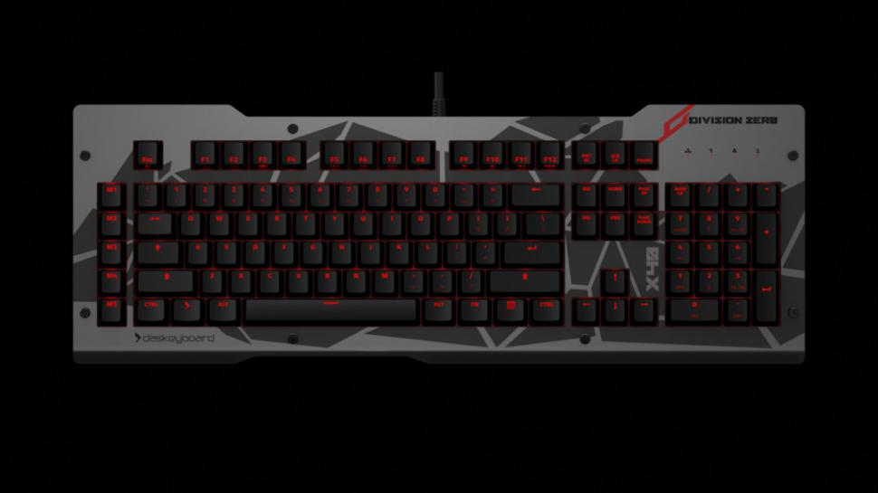 Das Keyboard X40 Pro Gaming 1