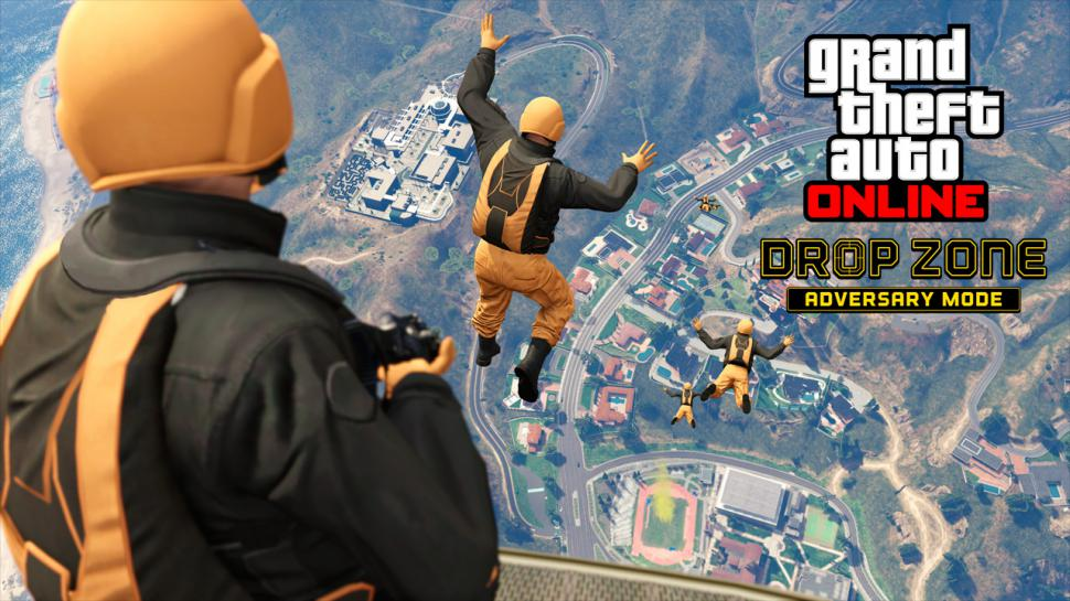 GTA 5 - Grand Theft Auto 5: Further Adventures in Finance and Felony geht online (1)