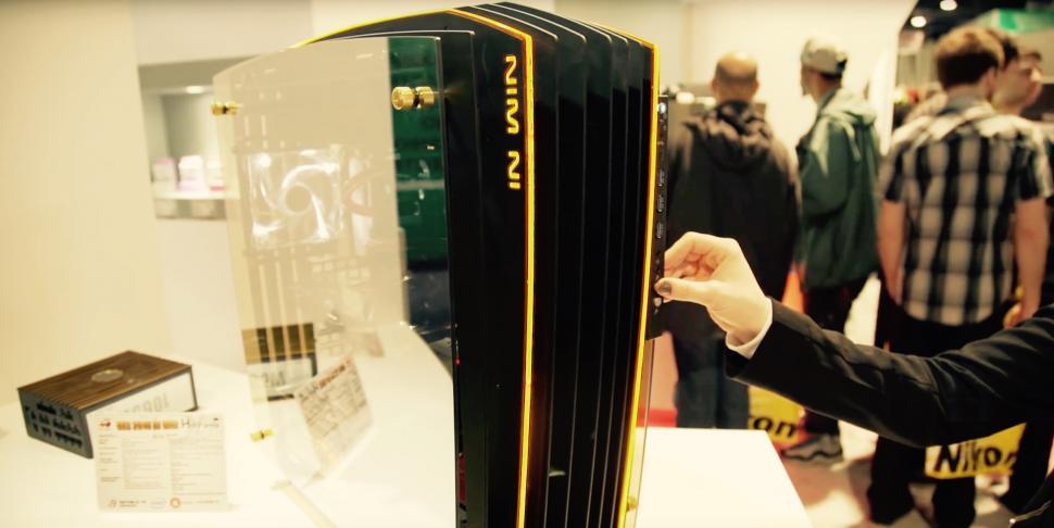 Laser Entfernungsmesser Saturn : In win h tower ausprobiert: motorisiertes transformer case mit laser