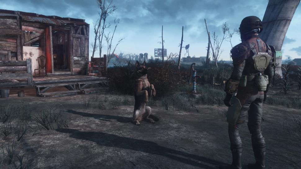 Fallout 4 - Modded, ENB+Reshade (1)