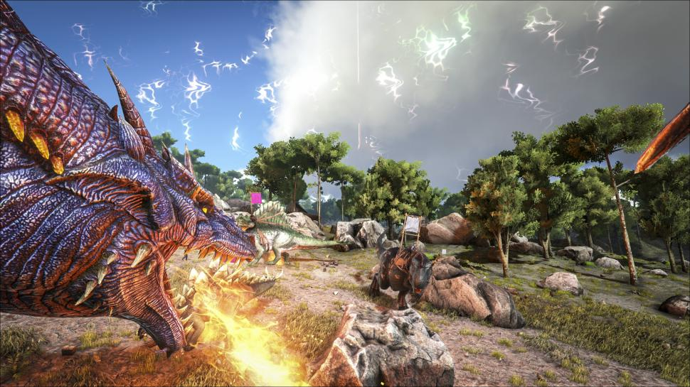 ARK: Survival Of The Fittest ist nicht mehr free2play. (1)