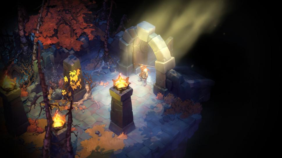 Screenshots Battle Chasers Nightwar  1