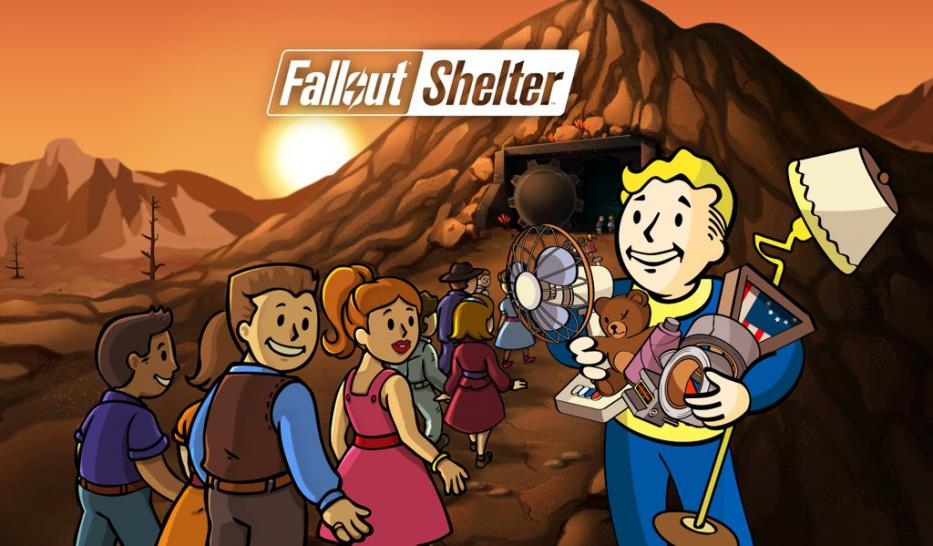 Fallout Shelter - Update 1.6 und PC-Version erschienen