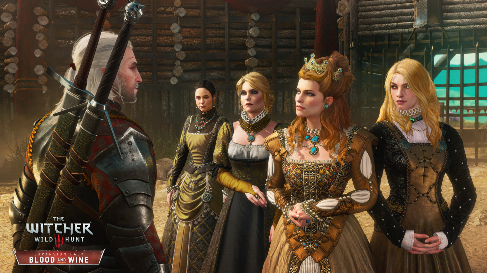Neue Screenshots zu The Witcher 3: Blood and Wine (2)