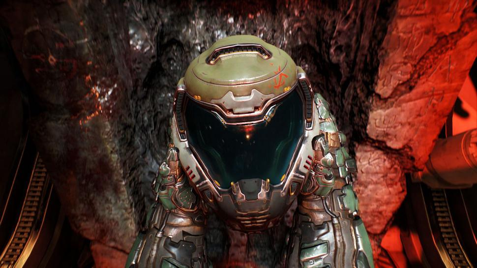 Doom (2016), Ultra Details - Screenshot von .Moe