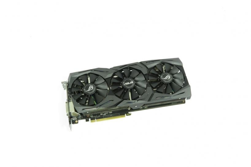 Asus Geforce GTX 1060 ROG Strix OC 1