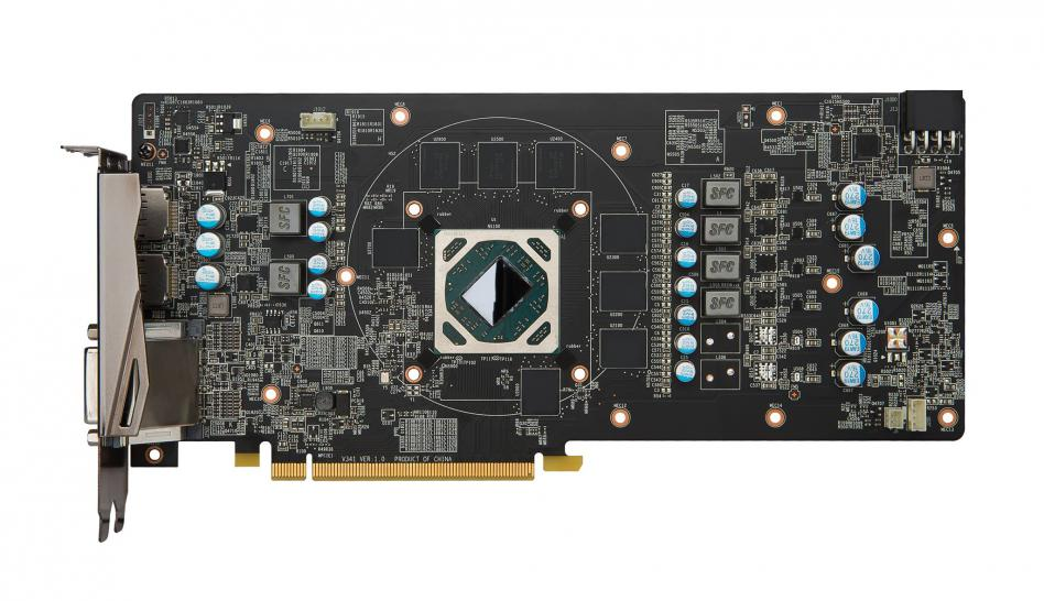 Is The Gigabyte Gtx  G Gameing A Refrence Design