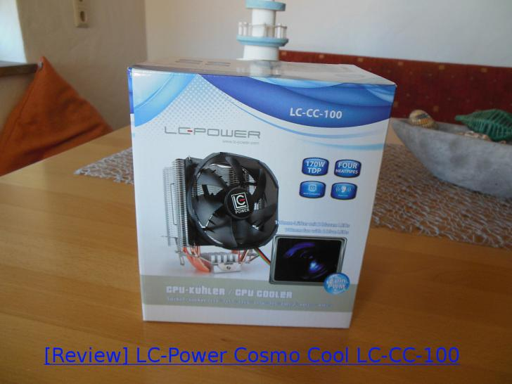 LC-Power Cosmo Cool LC-CC-100 (1)