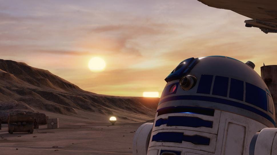Star Wars: Trials on Tatooine - kostenlose Vive-Demo mit Laserschwert (1)